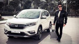 """""""Soi"""" điểm mới trên Honda CR-V bản đặc biệt tại Việt Nam"""