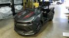 Cận cảnh xe chơi golf mang phong cách Chevrolet Camaro SS
