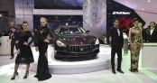 Maserati Quattroporte 2017 ra mắt thị trường Việt Nam