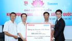 Honda Việt Nam chia sẻ cùng đồng bào lũ lụt các tỉnh miền Trung