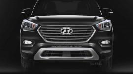 Hyundai Creta phiên bản cải tiến sắp ra mắt