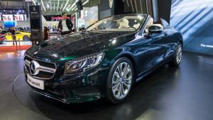 Chi tiết Mercedes-Benz S500 Cabriolet tại Việt Nam