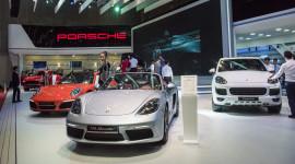 """Điểm mặt"" dàn xe thể thao Porsche tại VIMS 2016"