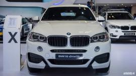 Ngắm BMW X6 thêm bộ phụ kiện M-Sport tại VIMS 2016