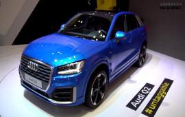 Tìm hiểu nhanh Audi Q2: SUV cỡ nhỏ vừa ra mắt thị trường Việt