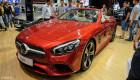 Mercedes-Benz SL 400 2016 có giá hơn 6,7 tỷ đồng tại Việt Nam