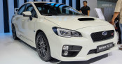 """Subaru WRX STI 2017 – Mẫu sedan thể thao dành cho """"dân chơi"""""""