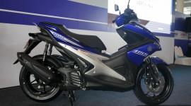 Chi tiết xe tay ga thể thao Yamaha NVX, tháng 12 về Việt Nam