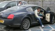 Bentley Continental GT Speed của Ronaldo sắp được bán đấu giá