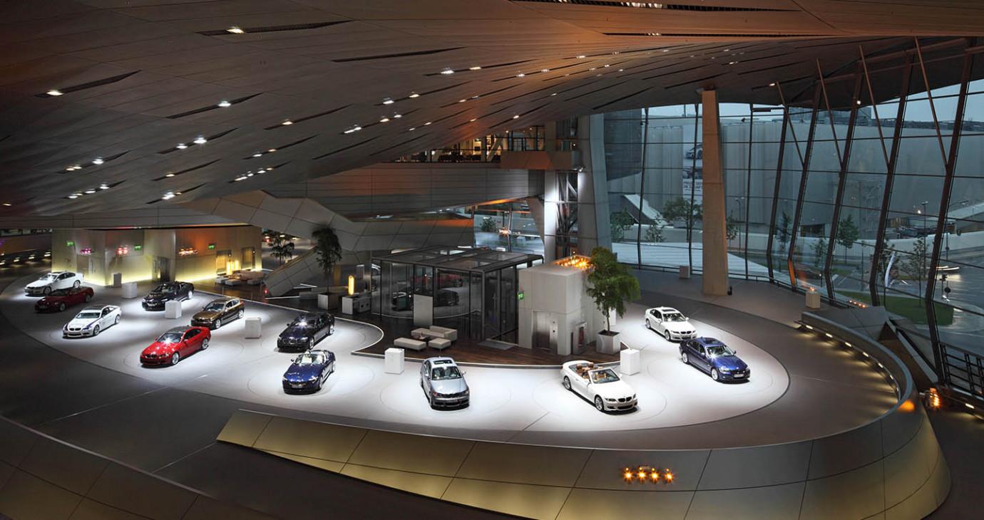 Cơ hội trúng kỳ nghỉ tại Đức khi mua xe BMW