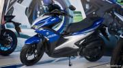 Yamaha NVX xuất hiện bất ngờ tại Việt Nam, chưa có giá bán