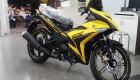 Yamaha Exciter 150 màu sơn mới bất ngờ về đại lý