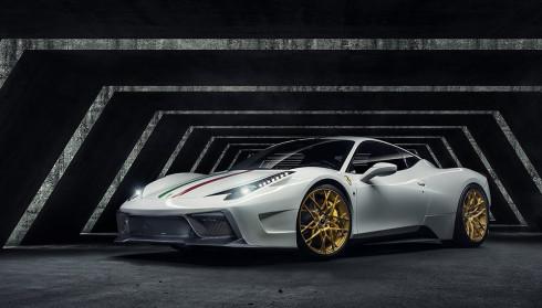 Chiêm ngưỡng 10 mẫu xe ấn tượng tại Triển lãm SEMA 2016