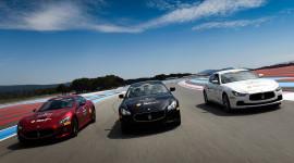 Cơ hội lái xe thể thao hạng sang Maserati trên đất Ý