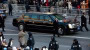 """Tân Tổng thống Mỹ có xe mới, """"khủng"""" hơn cả """"The Beast"""""""