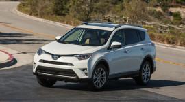 Toyota RAV4 2017 được công bố, thêm công nghệ an toàn