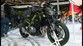 Kawasaki Z900 chính thức ra mắt, mạnh 124 mã lực