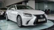 5 đặc tính nổi bật giúp Lexus GS Turbo 2016 hút khách tại Việt Nam