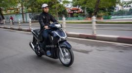 Đánh giá nhanh Honda SH 2017: Đẹp, an toàn và mạnh mẽ hơn