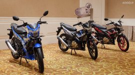 Hơn 4.000 xe Suzuki Raider R150 FI tại Việt Nam bị lỗi khung sườn