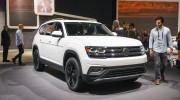 """Ngắm chi tiết Volkswagen Atlas 2017 """"bằng xương bằng thịt"""""""