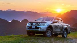Mitsubishi đạt kỷ lục doanh số tại Việt Nam