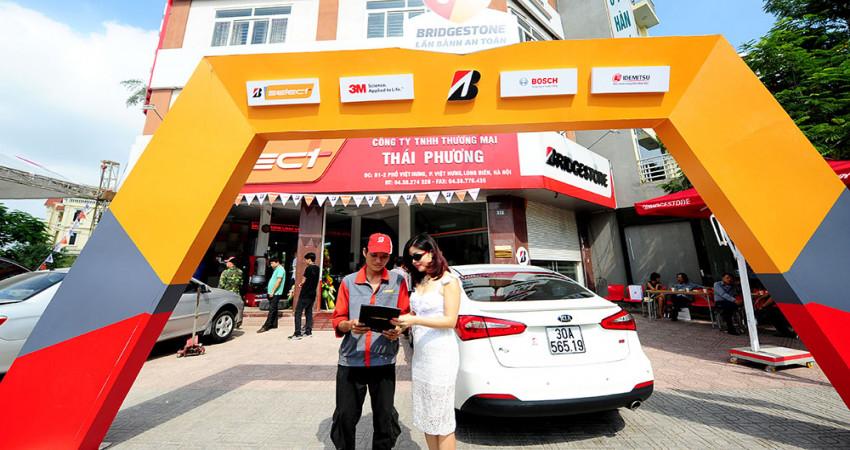 Bridgestone Việt Nam - Thách thức của người dẫn đầu