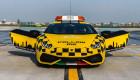 "Lamborghini Huracan trở thành xe ""Follow Me"" tại sân bay"