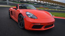 Trải nghiệm xe Porsche trên đường đua Sepang