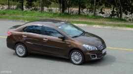 Đánh giá Suzuki Ciaz - Sedan thực dụng cho người Việt