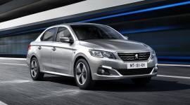 Peugeot 301 - sedan hạng B giá bình dân