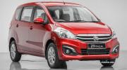 Proton Ertiga – Xe gia đình giá rẻ của người Malaysia