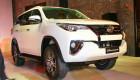 Toyota Fortuner 2016 nhận hơn 5.400 đơn đặt hàng sau 3 tuần ra mắt