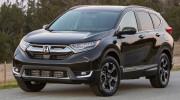 Honda CR-V 2017 chốt giá từ 24.925 USD
