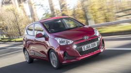 Hyundai i10 bản nâng cấp giá dưới 12.000 USD