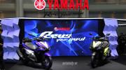 """Yamaha NVX """"chào"""" thị trường Thái Lan, giá """"mềm"""" hơn ở Việt Nam"""