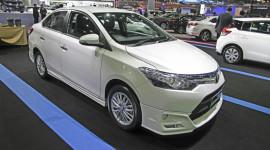 Toyota Vios Exclusive - phiên bản giới hạn giá 20.180 USD