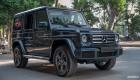 """SUV """"hầm hố"""" Mercedes G350d 2016 trang bị gói AMG về Việt Nam"""