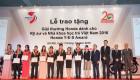 10 sinh viên xuất sắc nhận giải thưởng Honda Y-E-S 2016