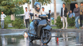 Phanh ABS - công nghệ cần thiết cho người Việt