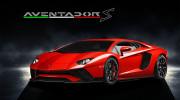 """""""Siêu phẩm"""" Lamborghini Aventador S sắp ra mắt"""