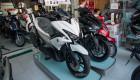 Yamaha NVX 155 đồng loạt về đại lý, giá từ 45 triệu đồng