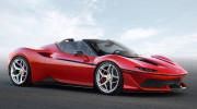 Ferrari J50 trình làng, chỉ sản xuất 10 chiếc