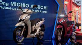 Honda Việt Nam ra mắt SH300i nhập khẩu từ Ý, giá 248 triệu đồng