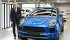 Khám phá nhà máy sản xuất Porsche Macan tại Leipzig