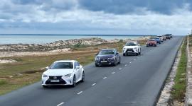 Ngày 2: Lexus Caravan 2016 - Sống động từng khoảnh khắc