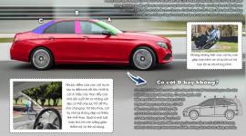 [Infographic] Tầm quan trọng của cột A, B, C trên xe ô tô