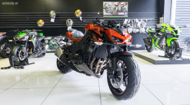 """Kawasaki Z1000 2017 """"chào"""" thị trường Việt, giá từ 399 triệu đồng"""