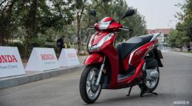 """Tìm hiểu thiết kế """"Sức mạnh và Đẳng cấp"""" trên Honda SH300i ABS"""