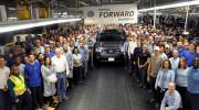Volkswagen Atlas 2017 bắt đầu được sản xuất tại Mỹ